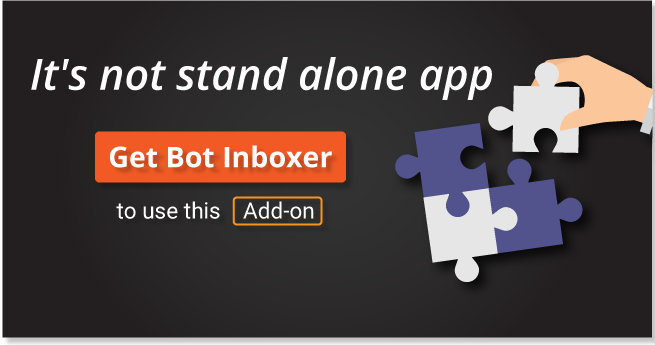 Messenger Drip Campaigner - A Bot Inboxer Add-on : Send Sequential Message to Messenger Subscriber - 7